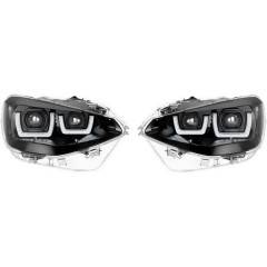 LEDHL108-BK Faro anteriore, Fanale completo BMW BMW 1 F20/F21 (accelerazione anteriore)