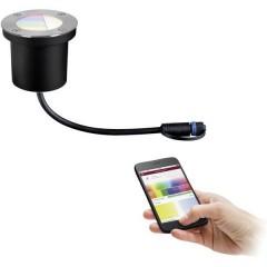P+S Boden Einbauleuchte RGBW Zigbee Sistema dilluminazione Plug&Shine LED (monocolore) 3.6 W Bianco caldo