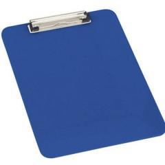 Cartellina portablocco Blu (L x A) 226 mm x 316 mm