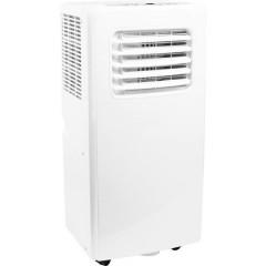 Rinfrescatore 561 W (L x L x A) 305 x 330 x 692 mm Bianco Timer, con telecomando