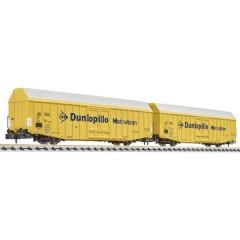 Vagone merci Dunlopillo N 2 della DB