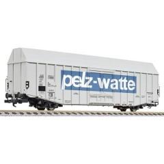 Vagone merci H0 per grandi spazi Hbks pelz-watte di DB