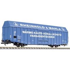 H0 vagone merci per grandi spazi Hbbks pelz-watte di DB
