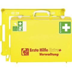 KIT primo soccorso in valigetta EXTRA + Verwaltung DIN 13157 + estensioni