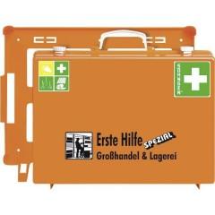 KIT primo soccorso in valigetta ingrosso & magazzini DIN 13 157 + estensioni