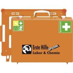 KIT primo soccorso in valigetta Laboratori & Chimica DIN 13 157 + estensioni