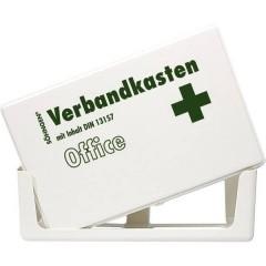 Kit di pronto soccorso Office DIN 13 157 260 x 160 x 70 Bianco