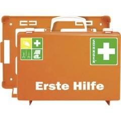 KIT primo soccorso in valigetta SN-CD DIN 13157 arancione