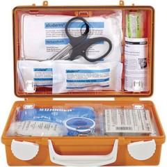 KIT primo soccorso in valigetta Quick-CD DIN 13157 arancione