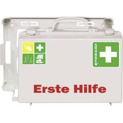 KIT primo soccorso in valigetta SN-CD DIN 13157 bianco
