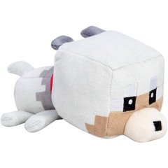 Peluche Mini Crafter Tamed Wolf 11cm