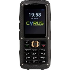 Cellulare outdoor CM8 Solid Nero
