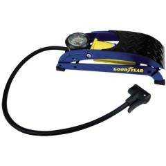Pompa a pedale 7 bar Manometro analogico, 1 cilindro