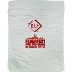 Busta portadocumenti antincendio