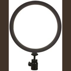 SL-300 rund Lampada fotografica LED per video Numero di LED=40