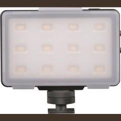 VL-12 S Lampada fotografica LED per video Numero di LED=12