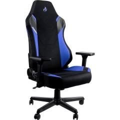 X1000 Sedia da gioco Nero-Blu