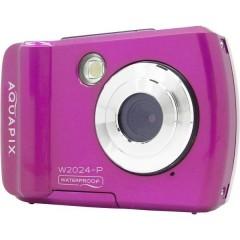 W2024 Splash Fotocamera digitale 16 MPixel Rosa Macchina fotografica subacquea