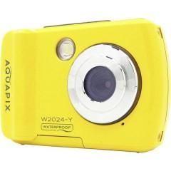 W2024 Splash Fotocamera digitale 16 MPixel Giallo Macchina fotografica subacquea