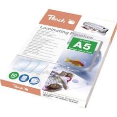 Pellicola per plastificazione DIN A5 80 micron lucida 100 pz.