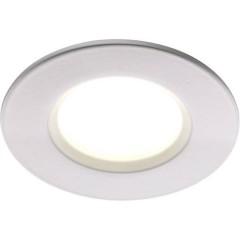 Clarkson Lampada LED da incasso Kit da 3 14.4 W Bianco caldo Bianco