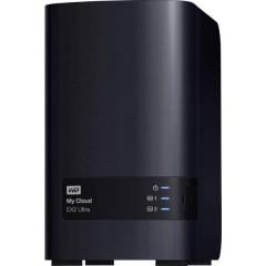 My Cloud™ EX2 Ultra NAS Server 12 TB 2 Bay Business Cloud BVBZ0120JCH-EESN