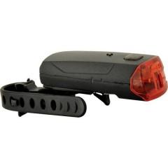 Fanale posteriore LED (monocolore) a batteria Nero