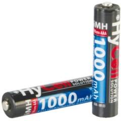 HR03 Batteria ricaricabile Ministilo (AAA) NiMH 1000 mAh 1.2 V 4 pz.