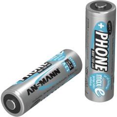 DECT maxE HR06 Batteria ricaricabile Stilo (AA) NiMH 1300 mAh 1.2 V 2 pz.