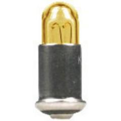 Lampadina speciale ad incandescenza Giallo MS4 14 V 50 mA 1 pz.