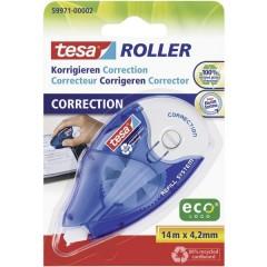 Correttore a roller ROLLER 59971 4.2 mm Bianco 14 m 1 pz.