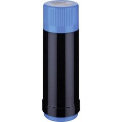 Max 40, electric kingfisher Bottiglia termica, thermos Nero, Blu 750 ml