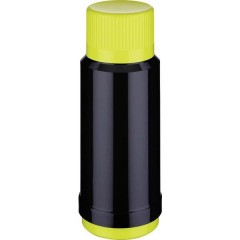 Max 40, electric summersquash Bottiglia termica, thermos Nero, Giallo 1000 ml
