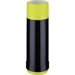 Max 40, electric summersquash Bottiglia termica, thermos Nero, Giallo 750 ml