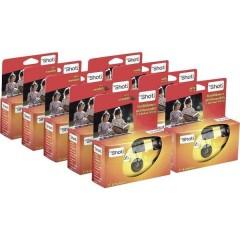 Topshot 400 Flash Macchina fotografica usa e getta 9 pz. con flash integrato