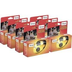 Topshot 400 Flash Macchina fotografica usa e getta 7 pz. con flash integrato