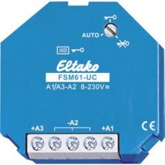 FSM61-UC senza fili Trasmettitore 2 canali Da incasso Raggio di azione Max. (campo libero) 30 m