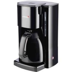Macchina per il caffè Nero Capacità tazze=8 Isolato