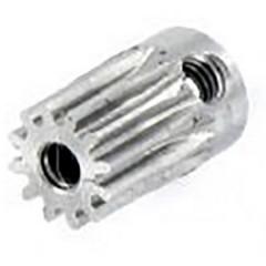 Acciaio Ingranaggio dentato cilindrico Tipo di modulo: 0.5 Ø foro: 2.3 mm Numero di denti: 12