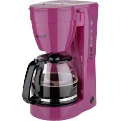 Macchina per il caffè Bacca Capacità tazze=12 Funzione mantenimento calore, Caraffa in vetro
