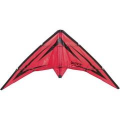 Aquilone acrobatico Quick lava Larghezza estensione 1150 mm Intensità del vento 2 - 5 bft