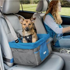 Skybox Seggiolino auto per cani Carbone 1 pz.