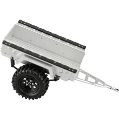 Crawler-Anhänger 1:10 Rimorchio per Crawler Rimorchio In kit da costruire