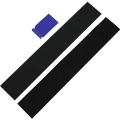 Portatatarga a strappo (L x A) 49 cm x 8 cm