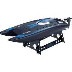 Barca a motore per principianti Catamarano da corsa 7014 100% RtR 350 mm
