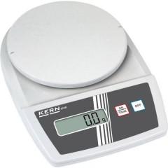 Bilancia per lettere Portata max. 0.5 kg Risoluzione 0.1 g a batteria, rete elettrica (opzionale) Bianco