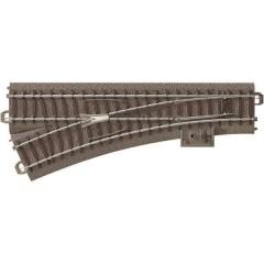 H0 Trix C Scambio, sinistro 188.3 mm 24.3 ° 437.5 mm