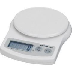 MAULalpha 2000G Bilancia per lettere Portata max. 2 kg Risoluzione 1 g a batteria Bianco