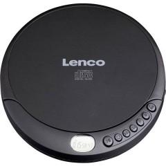 Lettore CD portatile CD, CD-RW, CD-R Funzione di carica della batteria Nero