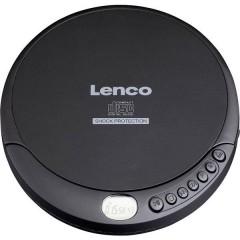 Lettore CD portatile CD, CD-RW, MP3 Funzione di carica della batteria Nero